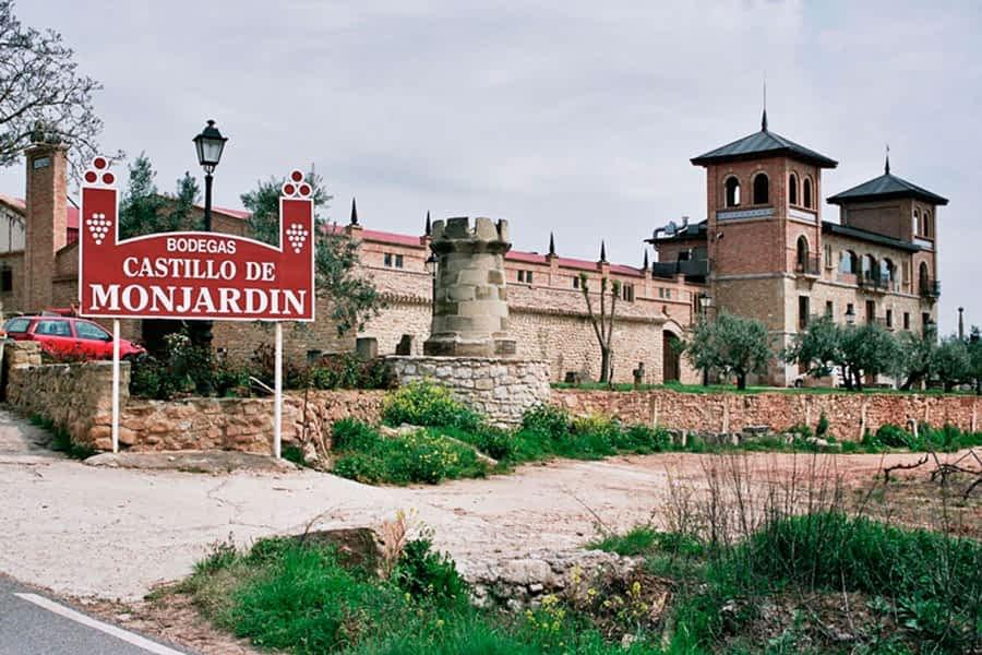 Medallas de oro para vinos de las Bodegas Castillo de Monjardín