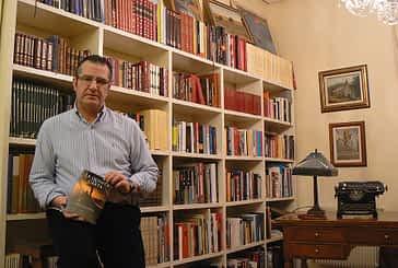 El estellés Jesús Javier Corpas, accésit en el Premio Wilkie Collins de Novela Negra