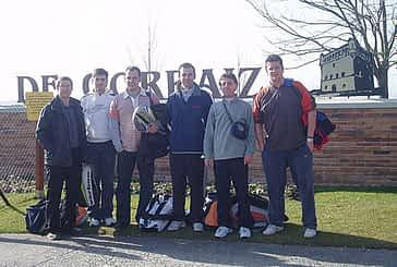 Ayegui acogió el inicio de la Copa Reyno de Navarra