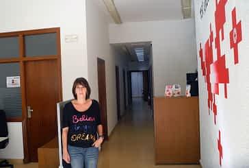 Cruz Roja Estella potencia su actividad en una nueva sede