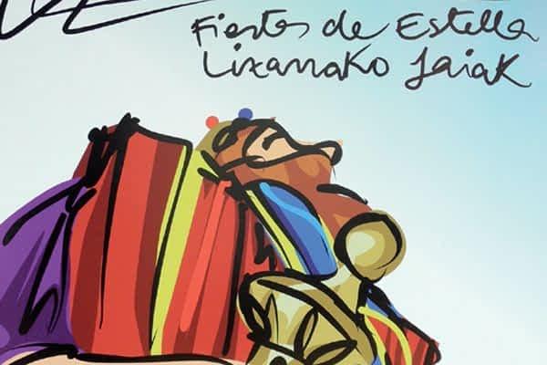 El Rey Juan de Labrit anuncia las Fiestas de Estella