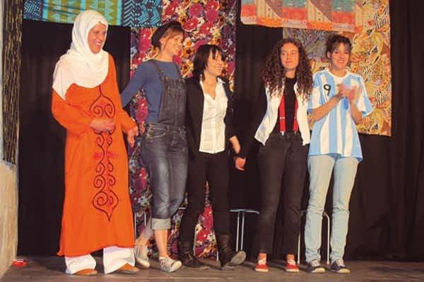 El teatro comprometido de 'Trapalán'
