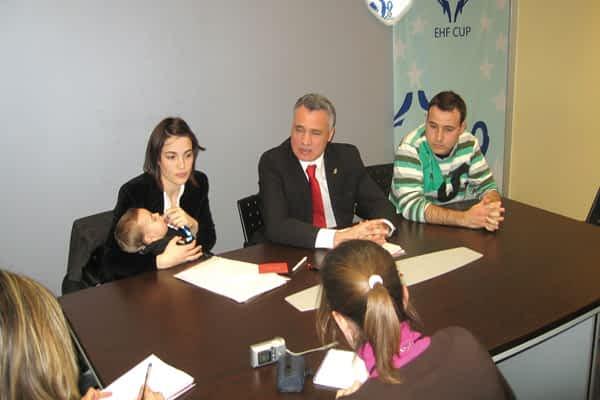 Una familia de Estella pide a Salud derechos para su hijo enfermo