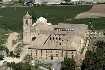 El Monasterio de Irache reabre  la iglesia y el claustro para las visitas