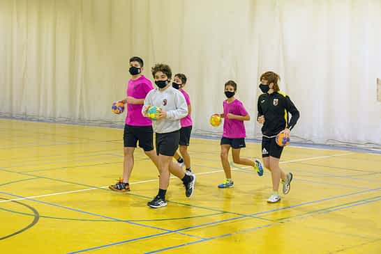 Práctica deportiva sin competición