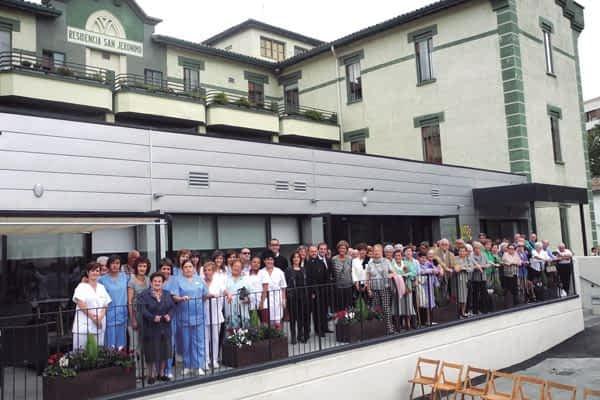La ampliación de San Jerónimo permite aumentar de 10 a 42 las plazas de día