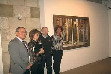 Reflejos e interrogantes  en la pintura de Miguel Leache