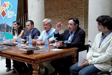 Pablo Larraz presentó su libro 'Abárzuza 1874. El día en que murió Concha'