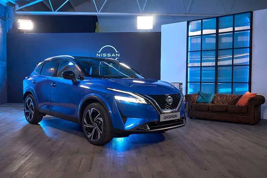 Nuevo Nissan Qashqai: máxima tecnología, eficiencia, etiqueta ECO y mínimo consumo
