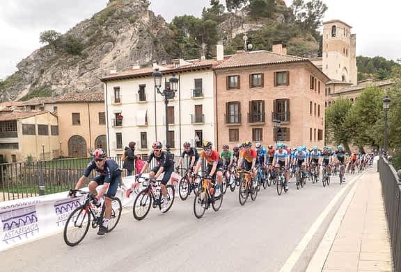 La Vuelta España a su paso por Tierra Estella