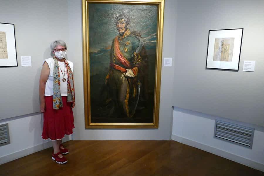 El Museo del Carlismo renueva su exposición temporal con 'El legado Uranga'