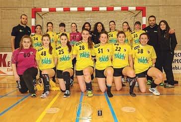 El Goldebi Lizarreria logra el Campeonato Navarro Juvenil