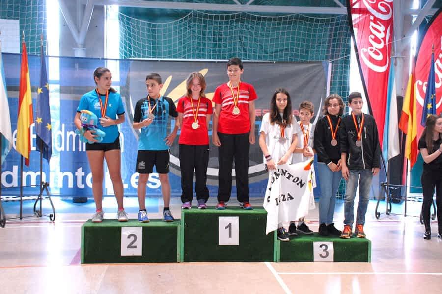 Amaia Torralba y Ander Cubillas, campeones de España Sub 13
