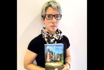 'Mon Trésor. La pasión encontrada', el primer libro publicado por Mª Puy Sádaba