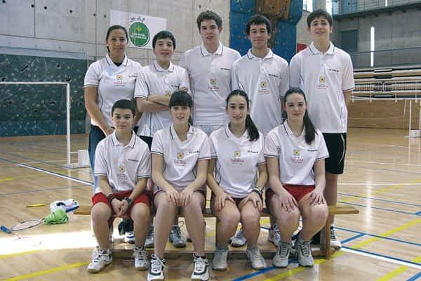 El club de Estella finaliza quinto en la Liga Nacional