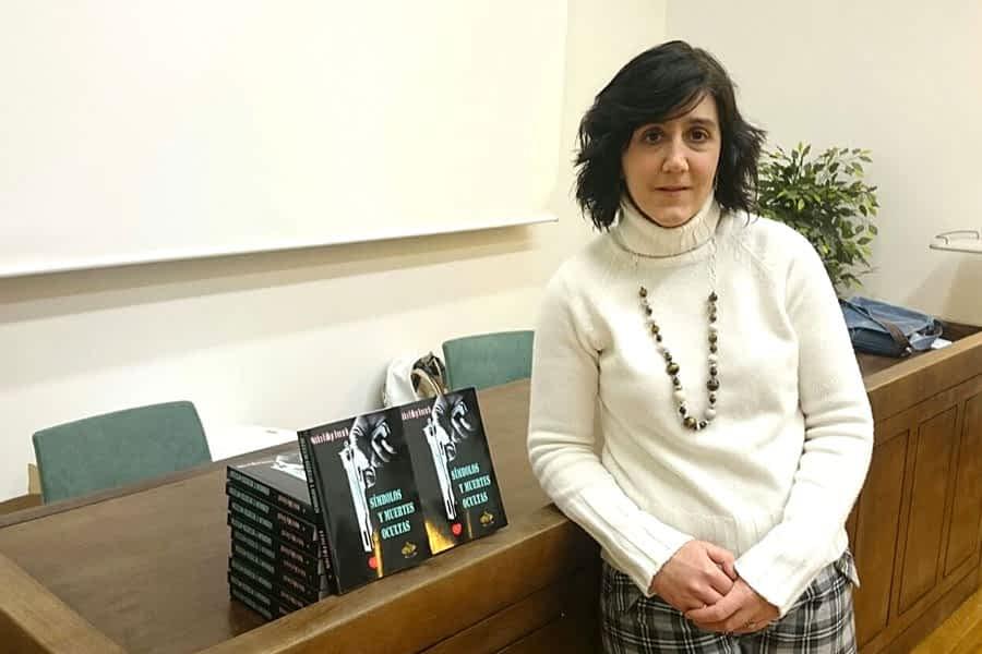 Mónica Gallego publica su primera novela policiaca