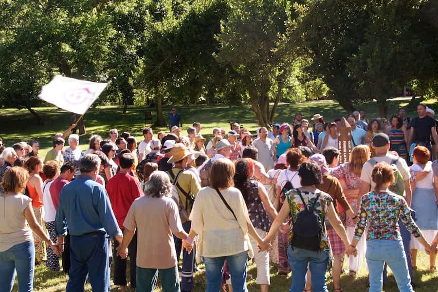 El foro espiritual congregó a 200 participantes e invitados