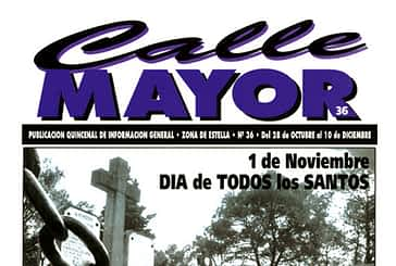 CALLE MAYOR 036 - 1 DE NOVIEMBRE DÍA DE TODOS LOS SANTOS