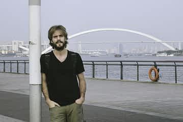 TIERRA ESTELLA GLOBAL - Javier Ugarte - Shanghai (China).