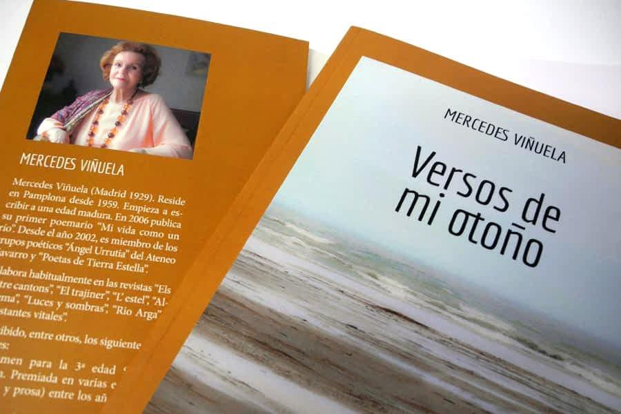 'Versos de mi otoño', de Mercedes Viñuela