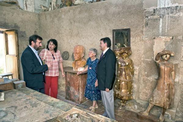 Suscrito un acuerdo entre la Fundación Henri Lenaerts y Cultura y Turismo