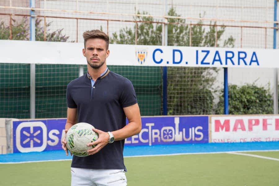 """PRIMER PLANO – Miguel DíazMontes – """"Jugar con  el equipo de mi vida en Primera División es lo que me queda por cumplir"""""""