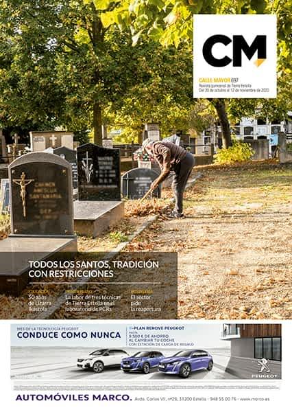 CM 697 portada