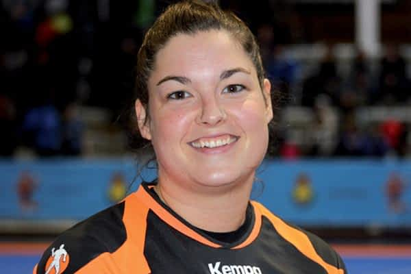 """Silvia Ederra: """"Curraré para intentar hacerme un hueco en la Selección"""""""