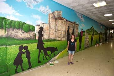 """PRIMER PLANO - Garbiñe Basarte Etxeberria - artista - """"La gente ha visto el proceso y se valora más el resultado"""""""