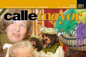 CALLE MAYOR 351 - LOS REYES MAGOS REGALARON ILUSIÓN EN ESTELLA