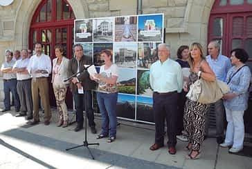 El Consorcio Turístico inaugura su nueva oficina en la plaza de la Coronación