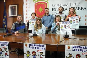 El Ayuntamiento ofrece hasta 50 plazas para el programa  'Ludovacaciones'