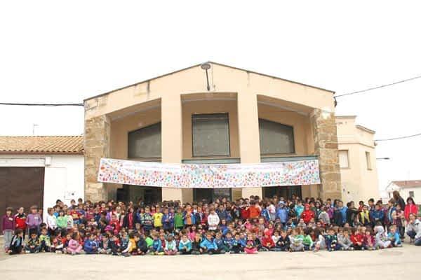Oteiza acogió el III Día de las Escuelas Rurales de Tierra Estella