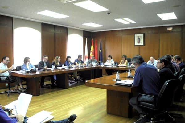 El Ayuntamiento aprueba una moción en contra de la división de Remontival