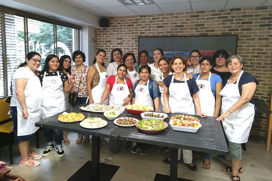 'Cocinando la Igualdad',  un proyecto que impulsa el empoderamiento y la empleabilidad de la mujer