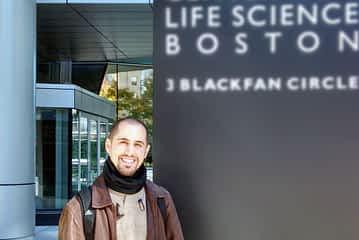 Tierra Estella Global: David Mosén, Boston