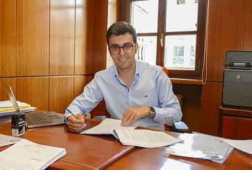 """PRIMER PLANO - Gonzalo Fuentes, alcalde de Estella-Lizarra - """"Nosotros no pensamos en ideologías, sino en gobernar para todas  las personas"""""""