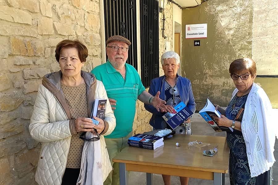 '¡Viva San Juan!', un libro sobre Torralba del Río
