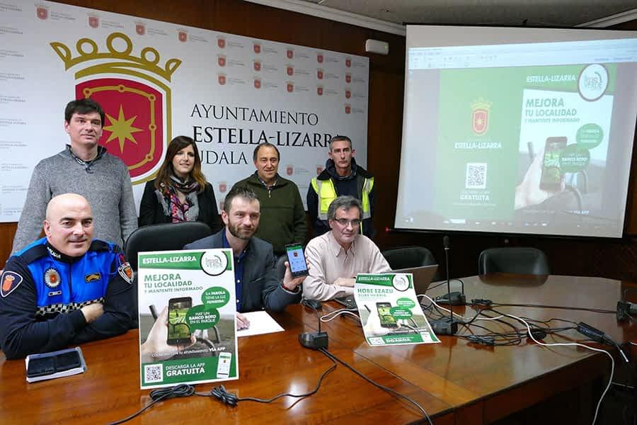 Una app para comunicar al Ayuntamiento desperfectos e incidencias en la vía pública