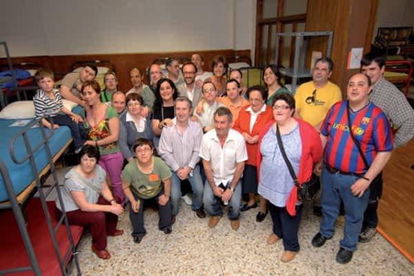 El albergue de Anfas abre las puertas en  su novena campaña