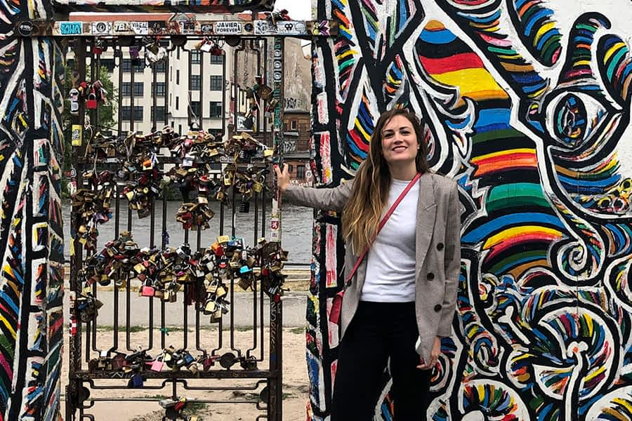 """TIERRA ESTELLA GLOBAL – Sandra Vázquez Ruiz- Berlín – """"En Alemania, la conciliación y el bienestar del trabajador se cuidan mucho"""""""