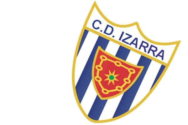 El CD. Izarra, décimo en la clasificación con 50 puntos