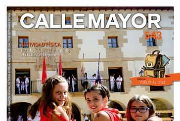 CALLE MAYOR 543 - TIERRA ESTELLA CONTINÚA DE FIESTAS