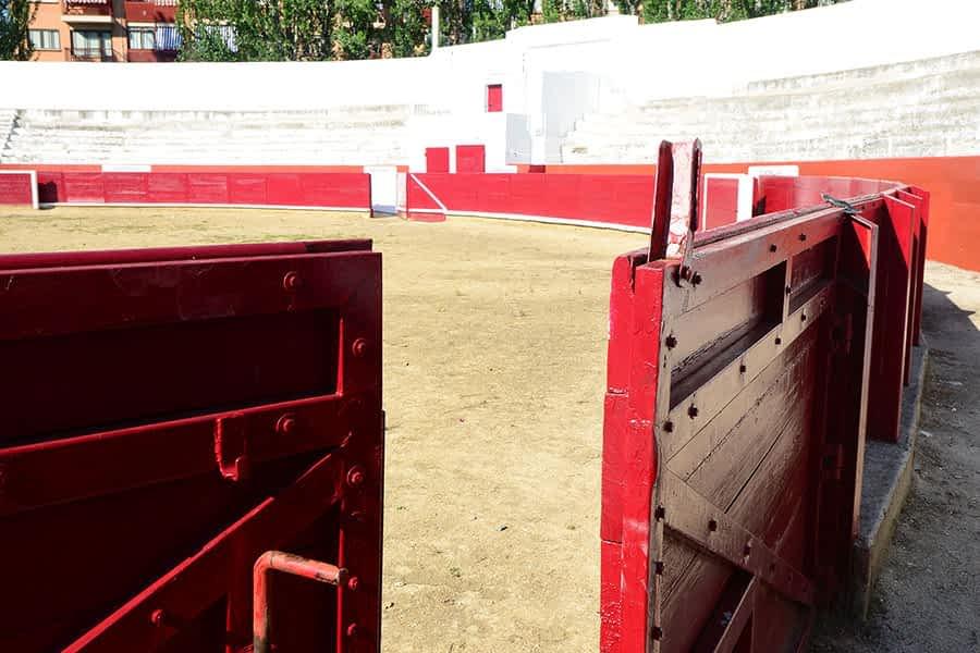 La plaza de toros se abrirá para la práctica de deporte
