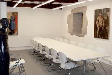 El museo al aire libre Henri Lenaerts, en Irurre (valle de Guesálaz), abre sus puertas al público