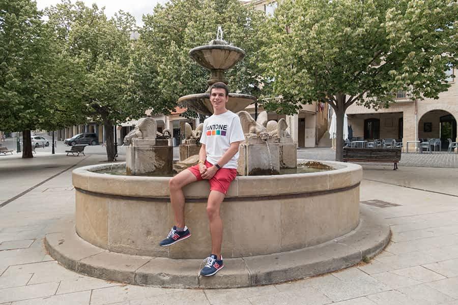 PRIMER PLANO – Pablo Álvarez, participante de la Olimpiada Internacional de Economía 2021