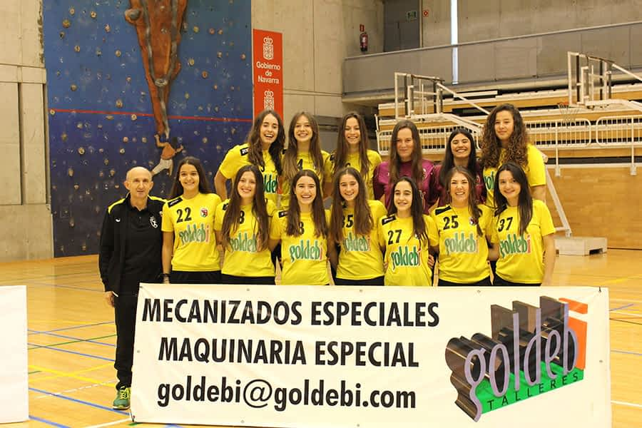 Segundo puesto en la Copa Juvenil para el Lizarreria