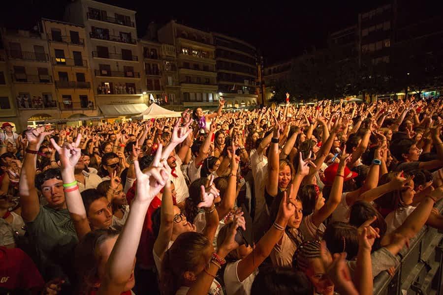 Cultura cierra la programación musical para las fiestas