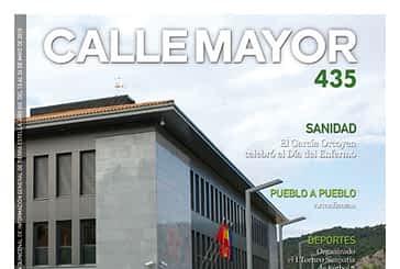 CALLE MAYOR 435 - INAUGURADO EL PALACIO DE JUSTICIA DE ESTELLA