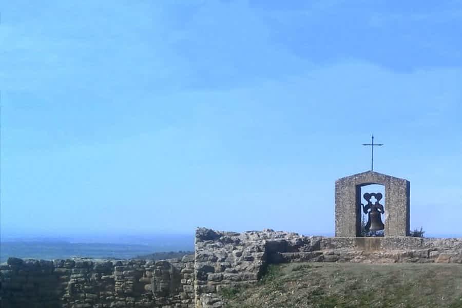 Campana del Castillo de Villamayor de Monjardín